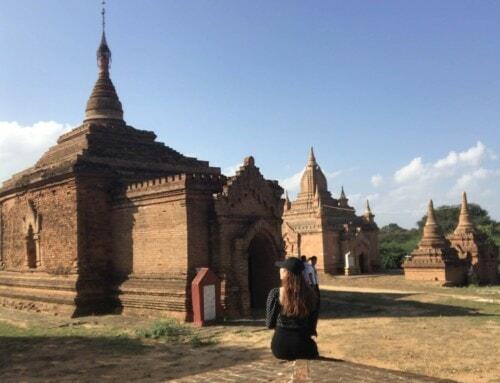 Sachikoの旅—Myanmar!!🇲🇲