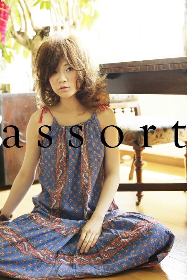 [ASSORT] summer セミディ