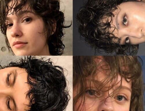 作られたパーマとありのままのくせ毛