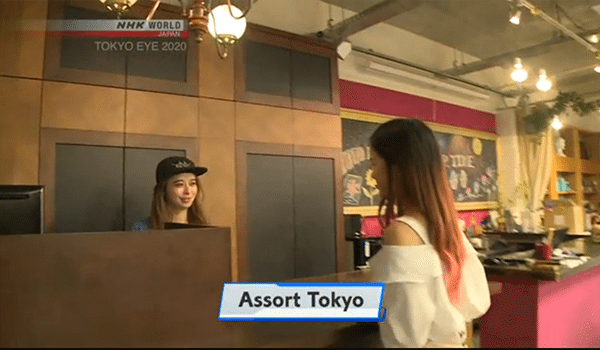 Finally! A real ENGLISH SPEAKING HAIRDRESSER in Tokyo with