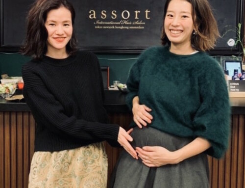磯西、第二子出産のため産休に入ります!